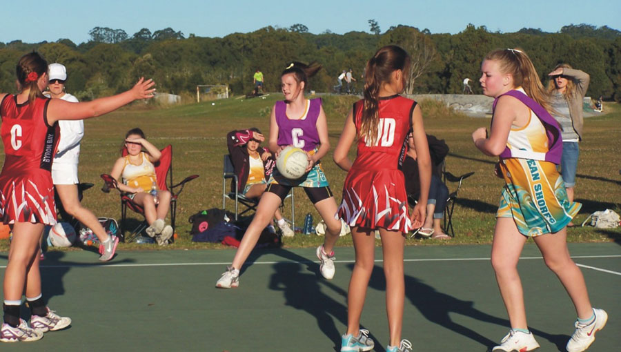 Help Brunswick Byron Netball Association with their development programs !