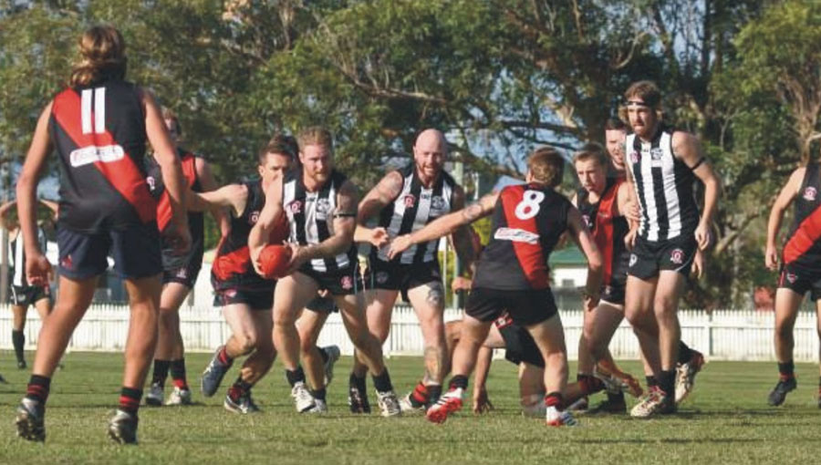 Providing additional funds to assist Byron Bay Magpies to run their club !